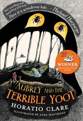 Aubrey and the Terrible Yoot (Paperback)