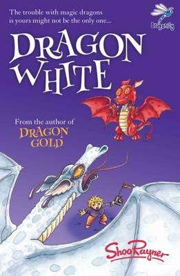 Dragon White (Paperback)