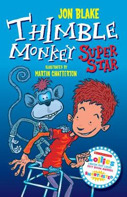 Thimble Monkey Superstar (Paperback)