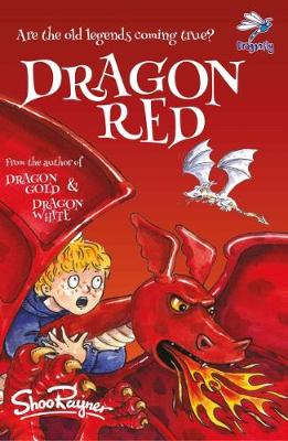 Dragon Red - Dragon Gold 3 (Paperback)