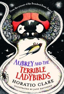 Aubrey and the Terrible Ladybirds - Aubrey 2 (Paperback)