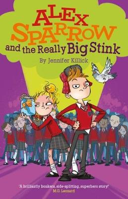 Click to view product details and reviews for Alex Sparrow And The Really Big Stink.