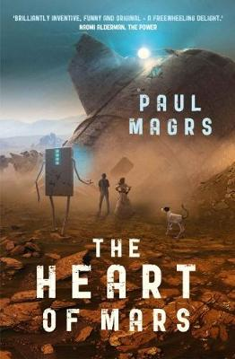 Cover The Heart of Mars - The Lora Trilogy 3