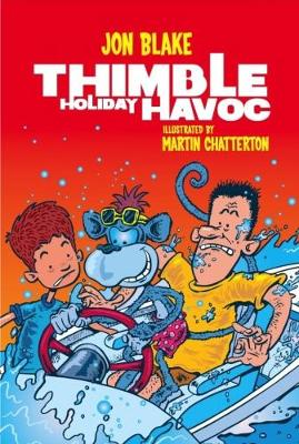Thimble Holiday Havoc - Thimble Monkey Superstar 2 (Paperback)