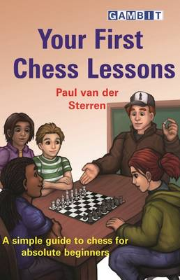 Your First Chess Lessons (Paperback)