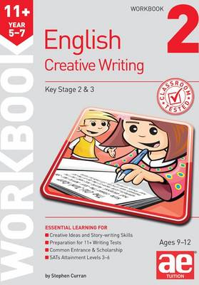 11+ Creative Writing Workbook 2: Creative Writing and Story-Telling Skills (Paperback)