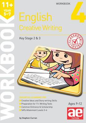 11+ Creative Writing Workbook 4: Creative Writing and Story-Telling Skills (Paperback)
