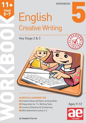 11+ Creative Writing Workbook 5: Creative Writing and Story-Telling Skills (Paperback)