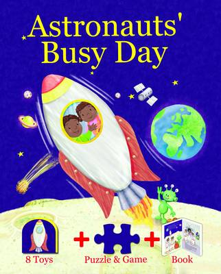 Astronauts' Busy Day
