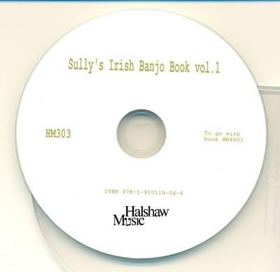 Sully's Irish Banjo Book: v. 1 (CD-Audio)