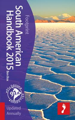 South American Handbook 2015 - Footprint Handbook (Hardback)