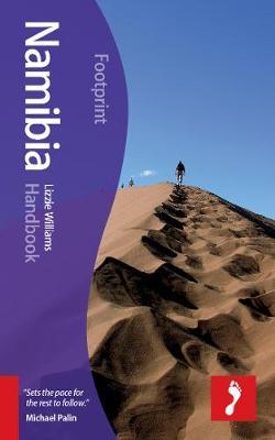 Namibia Footprint Handbook - Footprint Handbook (Hardback)