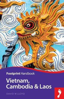 Vietnam Cambodia & Laos - Footprint Handbook (Paperback)