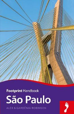 Sao Paulo - Footprint Handbook (Paperback)