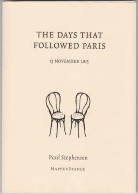 The Days That Followed Paris (Paperback)