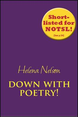Down with Poetry! (Paperback)