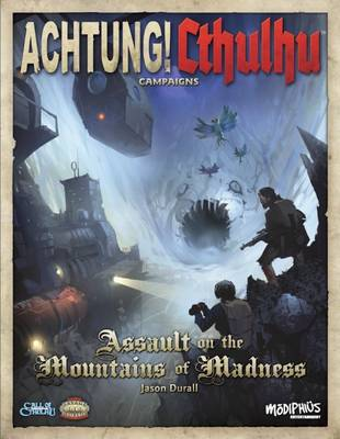 Assault on the Mountains of Madness (Hardback)