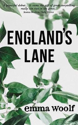 England's Lane (Paperback)