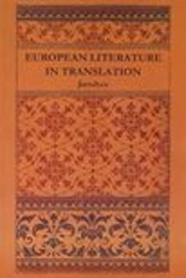European Literature in Translation: 1780-1930 (Paperback)