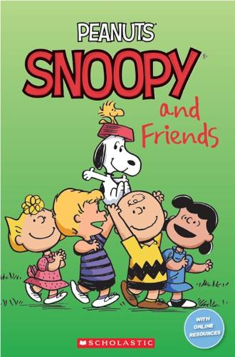Peanuts: Snoopy and Friends - Popcorn Readers (Paperback)