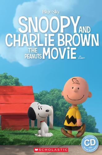 Snoopy and Charlie Brown: The Peanuts Movie - Popcorn Readers