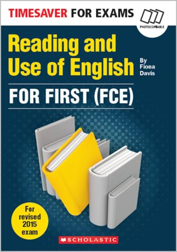 Reading and Use of English for First (FCE) - Timesaver for Exams (Paperback)
