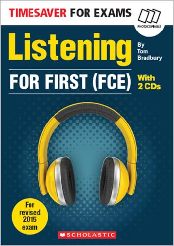 Listening for First (FCE) - Timesaver for Exams
