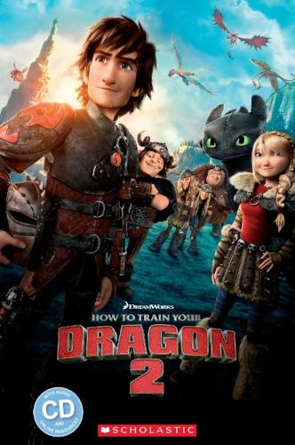 How to Train Your Dragon 2 - Popcorn Readers