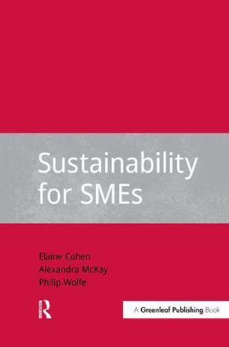 Sustainability for SMEs - DoShorts (Hardback)