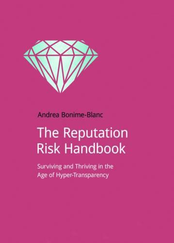 The Reputation Risk Handbook: Surviving and Thriving in the Age of Hyper-Transparency - DoShorts (Paperback)