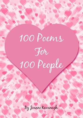100 Poems for 100 People (Paperback)