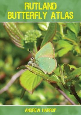 Rutland Butterfly Atlas (Paperback)