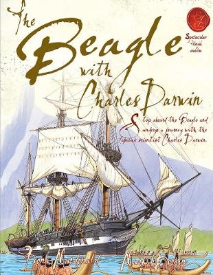 The Beagle With Charles Darwin - Spectacular Visual Guides (Paperback)
