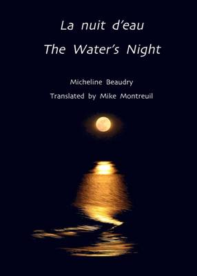 Water's Night / La Nuit D'eau (Paperback)