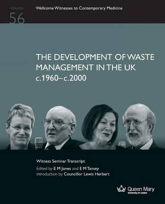 The Development of Waste Management (Paperback)