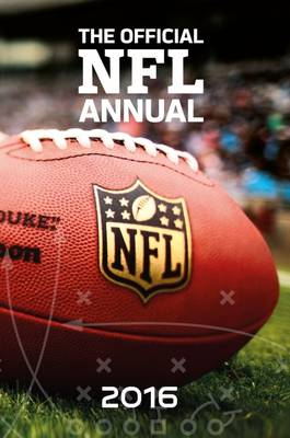 The Official NFL Annual 2016 (Hardback)