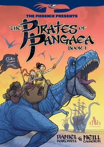 The Phoenix Presents: Pirates of Pangaea Book 1 (Paperback)