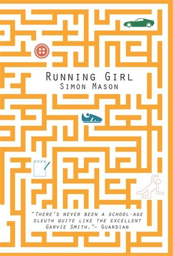 Running Girl - The Garvie Smith Mysteries (Paperback)