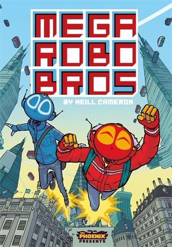 Mega Robo Bros 1 - The Phoenix Presents (Paperback)