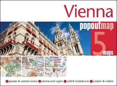 Vienna PopOut Map - PopOut Maps (Sheet map, folded)