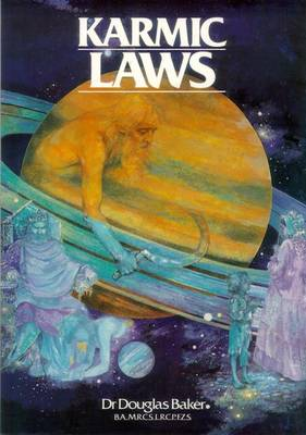 Karmic Laws: The Esoteric Philosophy of Death and Rebirth (Paperback)