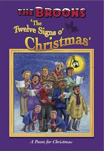 Broons 'The 12 Signs of Christmas': A Poem for Christmas (Paperback)