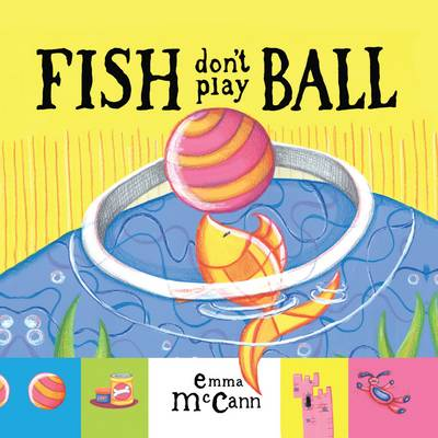 Fish Don't Play Ball (Paperback)