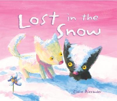Lost in the Snow (Hardback)