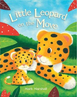 Little Leopard on the Move (Paperback)