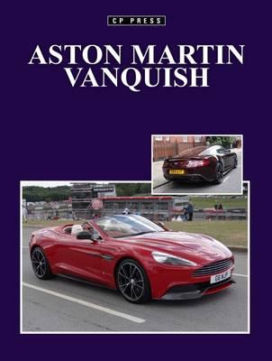 Aston Martin Vanquish (Paperback)