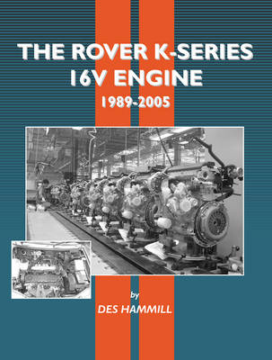 Rover K Series Engine (Paperback)
