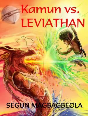 Kamun vs. Leviathan - The Kamun Adventures (Hardback)