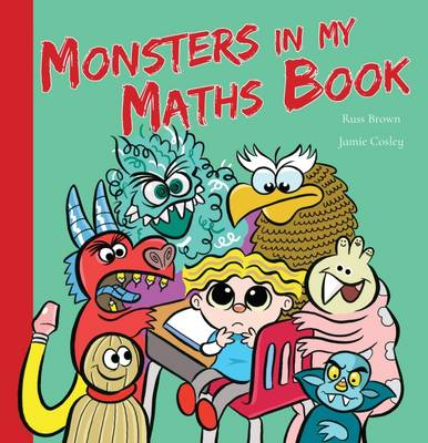 Monsters in My Maths Book (Paperback)
