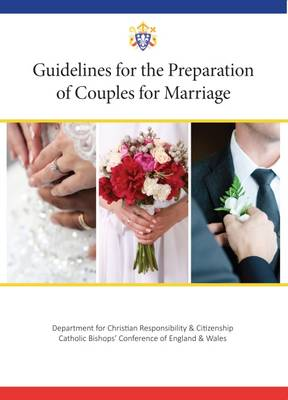 Guidelines for the Preparation of Couples for Marriage 2016 (Paperback)